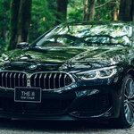 BMW 8シリーズグランクーペに、ドイツと日本の技と伝統が融合した3台限定の特別仕様車BMW