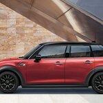 日本初導入カラーを纏ったMINI 5ドアの限定車「ローズウッド・エディション」が登場|MINI