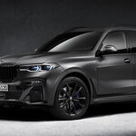BMWから存在感のある漆黒をまとう7台のみのX7限定車が登場|BMW