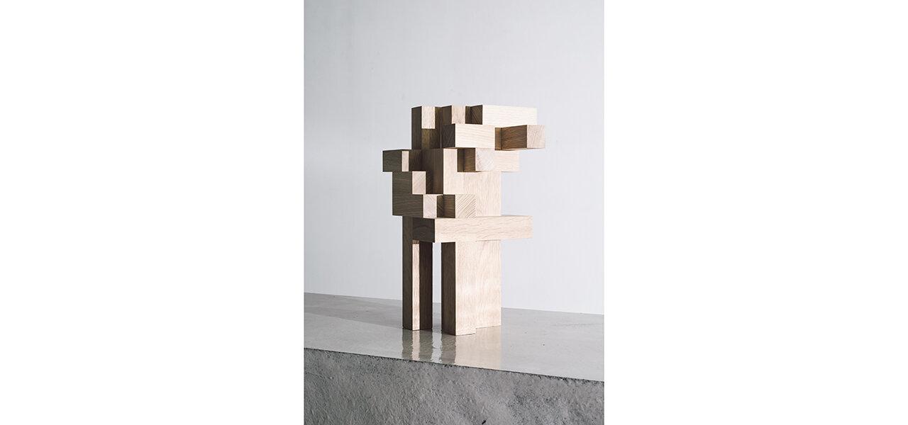 西舘朋央作品展 「composition sculptures」がアルフレックス玉川にて開催中|alflex