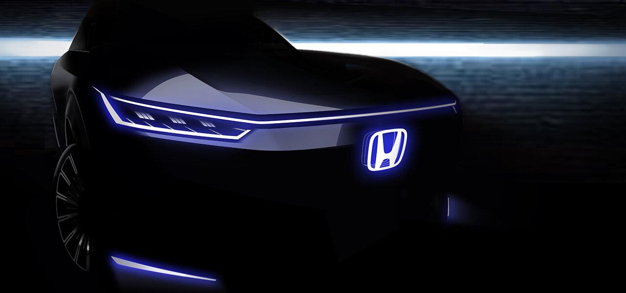 ホンダ、北京モーターショーにて中国でのEV量産を見据えたコンセプトカーを世界初披露|HONDA
