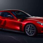 フェラーリ、ワンオフモデルの「オモロガータ」を発表|Ferrari