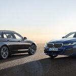 マイナーチェンジを受けた新型BMW5シリーズのセダンとツーリングが発売|BMW