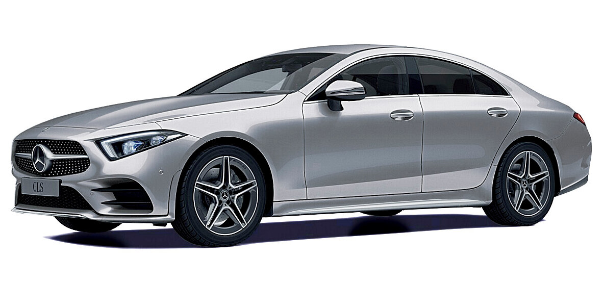 メルセデス・ベンツCLSのインフォテインメントシステムと安全装備が進化 Mercedes Benz