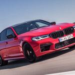 BMW、5シリーズベースの高性能モデル、M5とM550i xDriveを発売|BMW