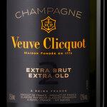 ヴーヴ・ クリコのリザーブワインだけを贅沢にブレンド。「ヴーヴ・ クリコ エクストラ ブリュット エクストラ オールド シリーズ2」 Veuve Clicquot