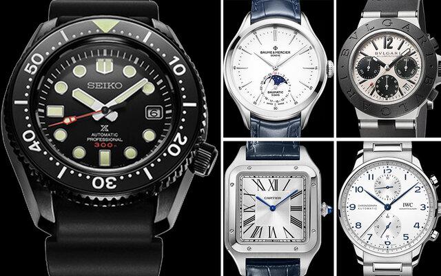 OPENERS厳選! 実用という観点からセレクトした2020年の新作腕時計|WATCH