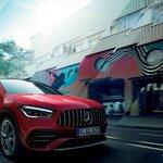 メルセデス、GLAに2つのハイパフォーマンスモデルを追加|Mercedes Benz