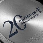 パネリスティ20周年を祝す「ラジオミール ヴェンティ - 45mm」 PANERAI
