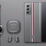 Galaxy とトム ブラウン のコラボレーション第二弾「Galaxy Z Fold2 Thom Browne Edition」が日本上陸|Galaxy×THOM BROWNE