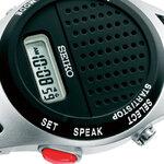 誰もが使いやすい音声デジタルウオッチ|SEIKO