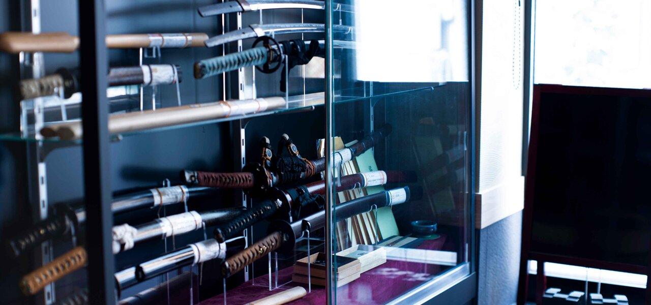 刀研ぎ「刀を買って、おうちに帰ろう!」|DESIGN