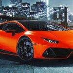 ランボルギーニ ウラカンに鮮やかなで大胆なカラーの新コレクション「フルオカプセル」発表|Lamborghini