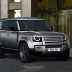 ランドローバー ディフェンダー110に3リッター直6ディーゼルモデルを追加 Land Rover