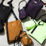 バッグを知り尽くしたブランドが提案する、ミニマルで実用的なデザイン|RAMIDUS