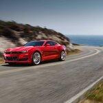 GMジャパン、「クラウドストリーミングナビ」を標準搭載のシボレー カマロをローンチ Chevrolet