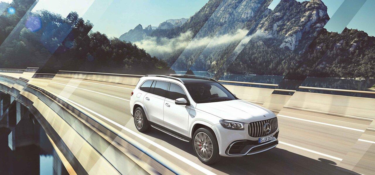 メルセデスAMGに48V電気システムと電気モーターを初採用したSUV3モデルが登場 |Mercedes-Benz