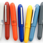 重量はわずか8グラム。バレット型ボールペンのライトモデルが発売|penco