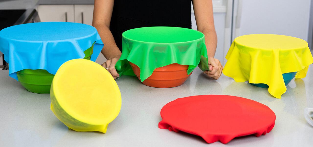 繰り返し使えてゴミにならない。家計にも、環境にもやさしい「ザ・ラップ」|The Wrap