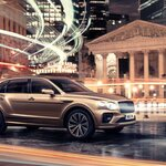 ベントレー、ベンテイガのPHEVモデルを発表 Bentley