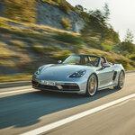 ポルシェ ボクスター誕生25周年を記念した、全世界1250台のみの限定車が登場|Porsche