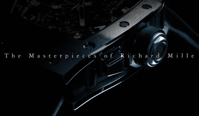 The Masterpieces of Richard Mille