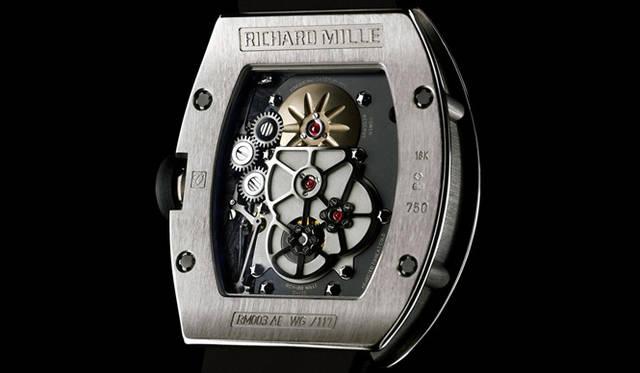 """リシャール・ミル RM003 V2<br><div class=""""txt15blh12"""">The Masterpieces of Richard Mille</div>"""