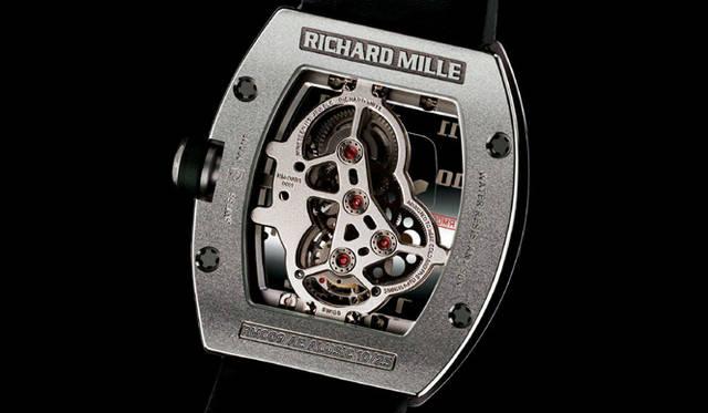 """リシャール・ミル RM009<br><div class=""""txt15blh12"""">The Masterpieces of Richard Mille</div>"""