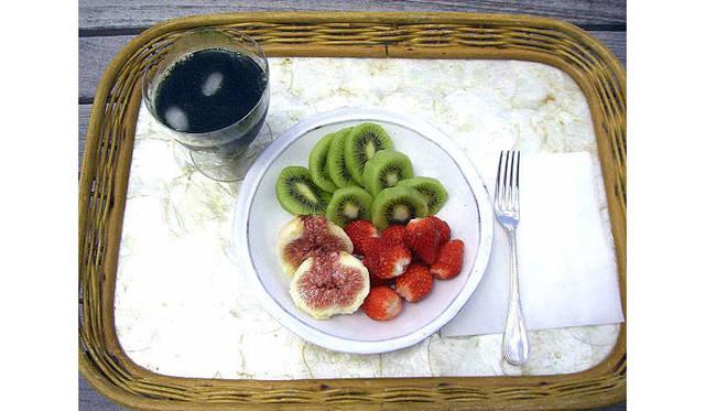 藤原美智子|ふじわらみちこ|5:50 アルフと朝食 メニュー