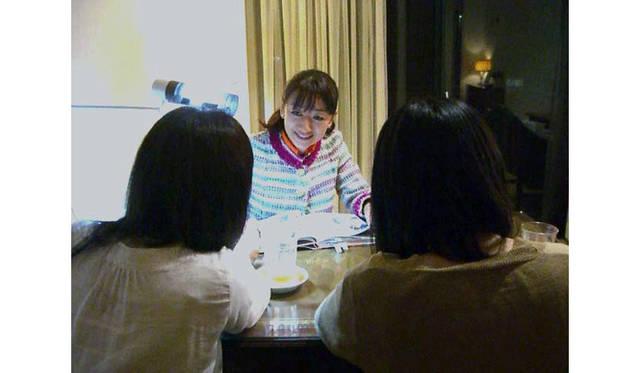 藤原美智子|ふじわらみちこ|117:00 打ち合わせ