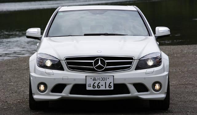 <b>Mercedes-Benz C63AMG|メルセデス・ベンツC63AMG</b>