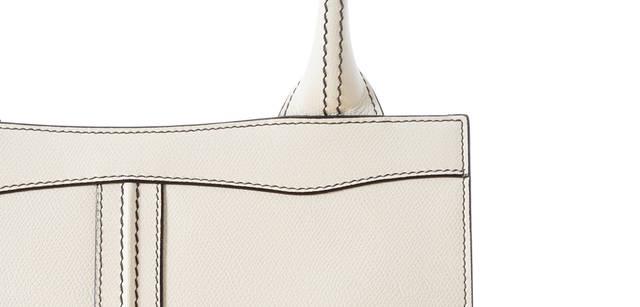 トートバッグ『パンチ・ショッピング』 11万5500円 ※タイトルに入っている「Nero e Bianco」は現在販売を中止しております。