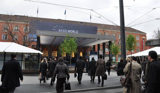 「BASELWORLD 2009(バーゼル ワールド2009)」の外観。