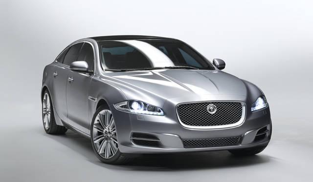 <b>Jaguar XJ|ジャガーXJシリーズ</b>