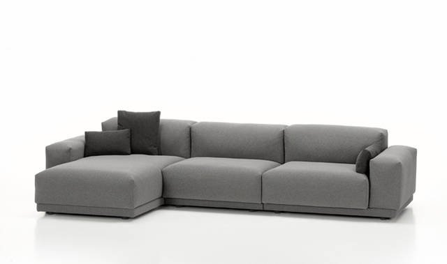 Place Sofa (three seater , chaise loongue configuration) 73万2900円