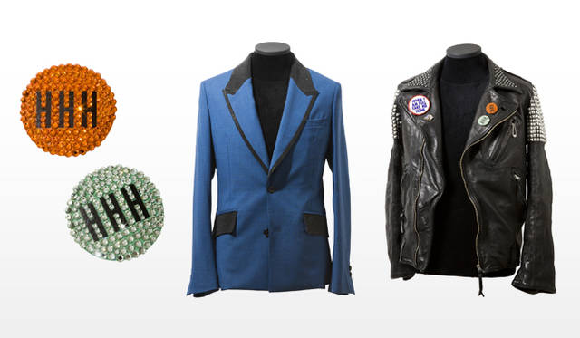 祐真朋樹|CRYSTALLIZED&#8482;-Swarovski Elements</br>Sabatino|TRIPLE H BADGE 、TEDS JACKET、SKINS RIDERS