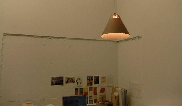 藤城成貴の新作 「rivet lamp」