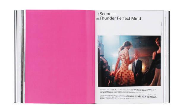 PRADA プラダ 「Scene」より。リドリー・スコット監督と娘のジョーダン・スコットを起用し、共同制作したショートフィルム『Thunder Perfect Mind』。