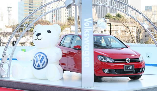 Volkswagen|フォルクスワーゲン 「フォルクスワーゲン スケートリンク in 東京ミッドタウン」