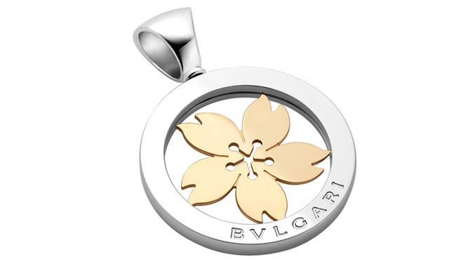 <em>BVLGARI/Tondo Sakura Flower|ブルガリ/トンド サクラ フラワー</em>