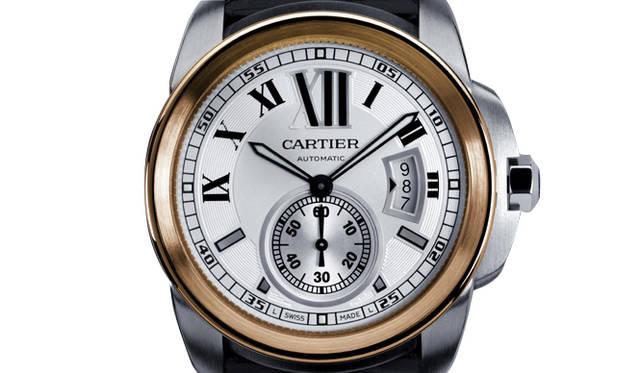 Cartier/Calibre de Cartier カルティエ/カリブル ドゥ カルティエ