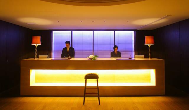 Divine of Creation|堂島ホテルフロント