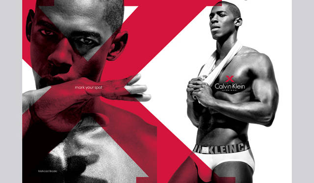 Calvin Klein Underwear 俳優 メカッド・ブルックス×カルバン・クライン アンダーウェア X   ©Mikael Janssen