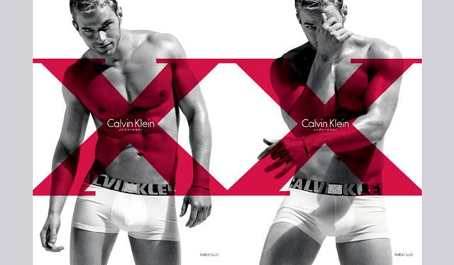 Calvin Klein Underwear 俳優 ケラン・ラッツ×カルバン・クライン アンダーウェア X   ©Mikael Janssen