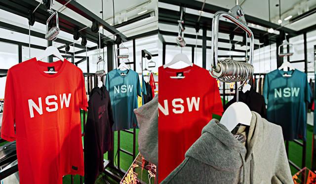 ナイキ|スペシャルプロジェクト 「NSW STORE by HEAD PORTER PLUS」