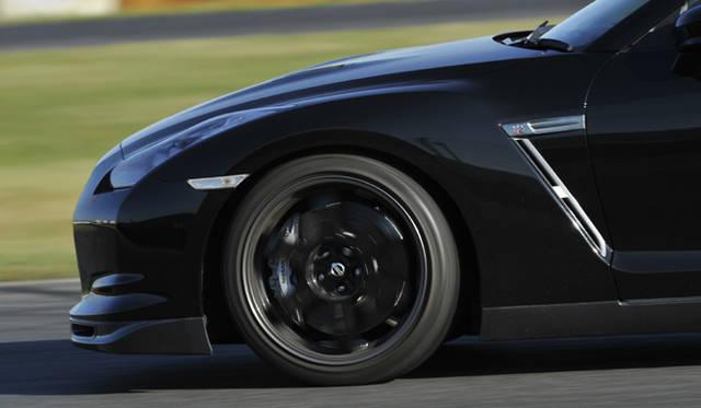 ブレーキの制動力については終始安定していた。