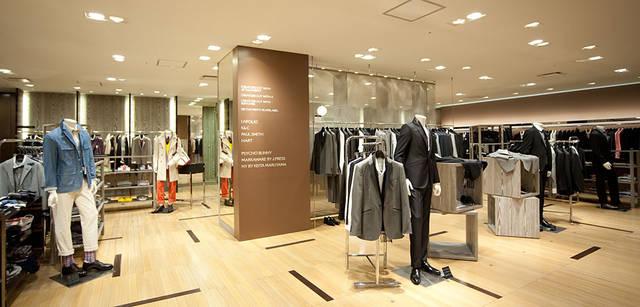 ISETAN MEN'S|伊勢丹新宿店メンズ館4階|新ワークスタイル提案・発信売場 「モダン テーラリング」
