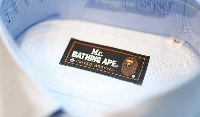 <b>UNITED ARROWS|ユナイテッドアローズ</b> 「Mr. BATHING APE&reg; by UNITED ARROWS」デビュー