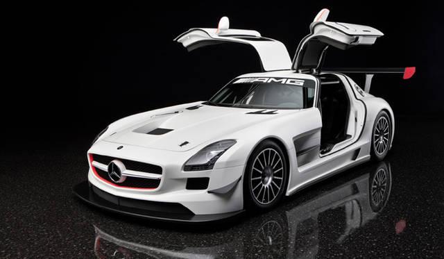 Mercedes-Benz SLS AMG GT3|メルセデス・ベンツ SLS AMG GT3