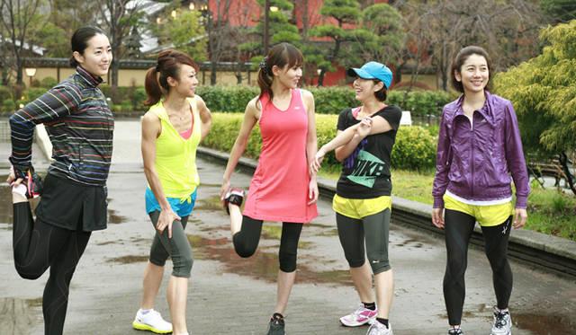 ランニング特集|美ジョガースナップ|女子による女子のためのRUN祭り「ランガール★ナイト」実行メンバー